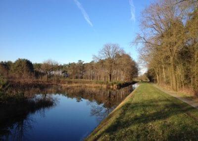 Op de grens van Friesland en Drenthe