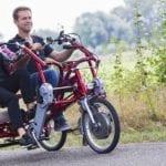 Er op uit met een duofiets of rolstoelfiets? Probeer het eens!