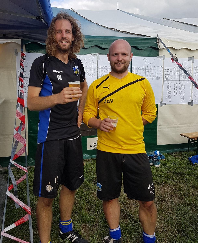 zaterdag volleybal 1e prijs