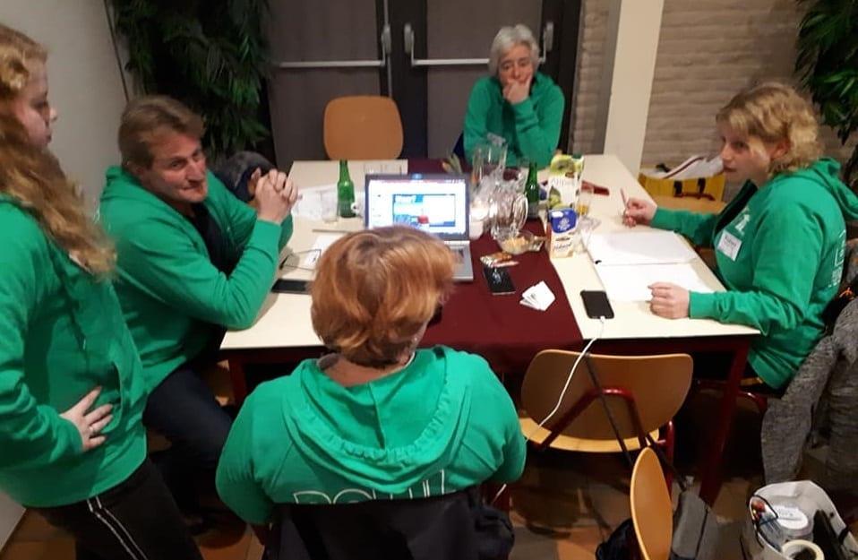 Hackathon team groen starterswoningen3
