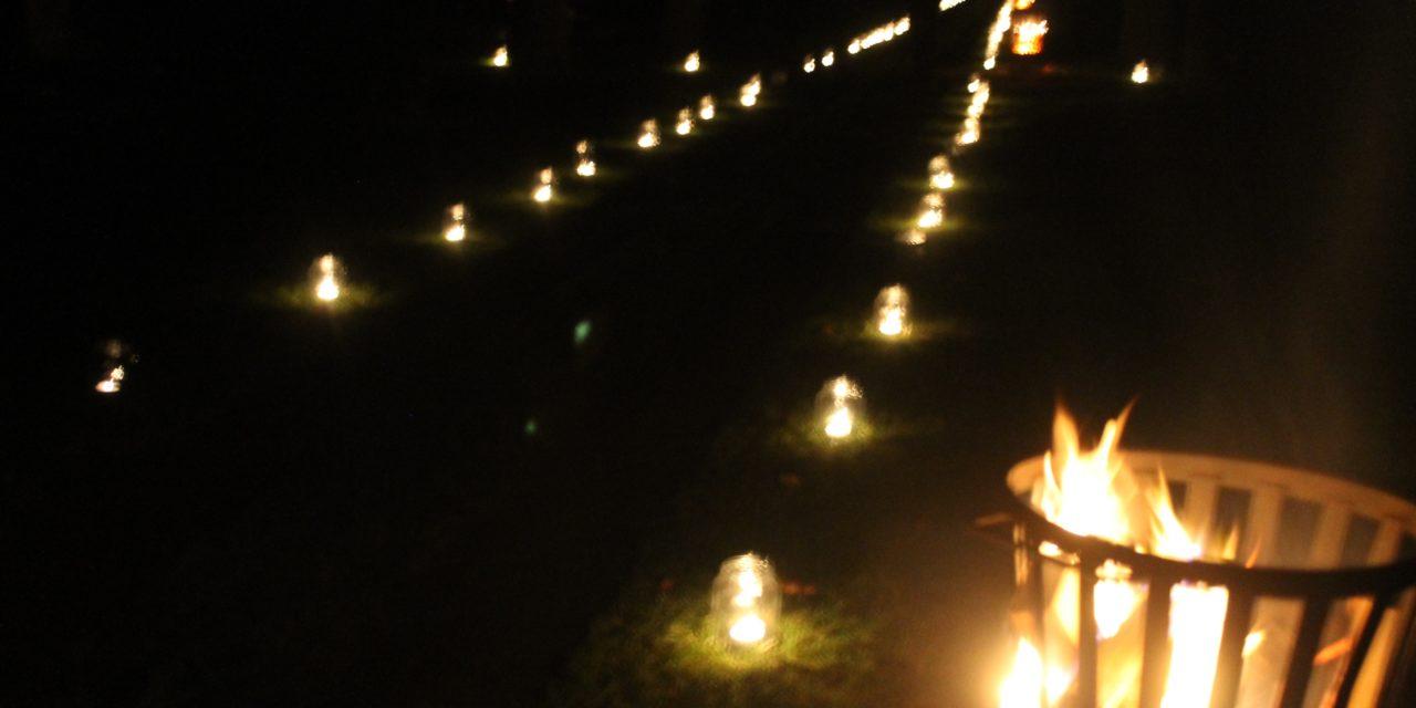 Oproep Lichtjesavond zaterdag 31 oktober in Boijl