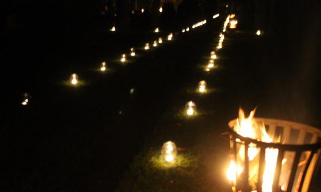 Oproep Lichtjesavond 1 november in Boijl