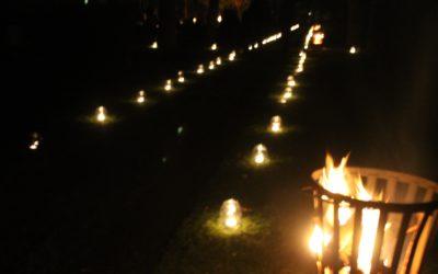 Lichtjesavond 2 november in Boijl