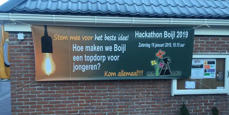 1 Hackathon Boijl
