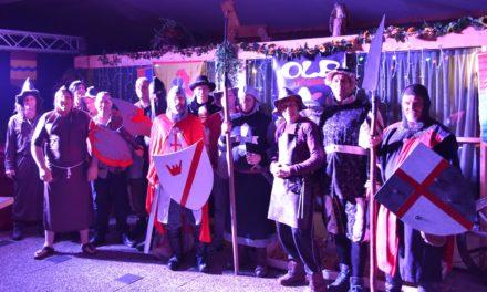 Middeleeuws feest op zijn Boijligers!